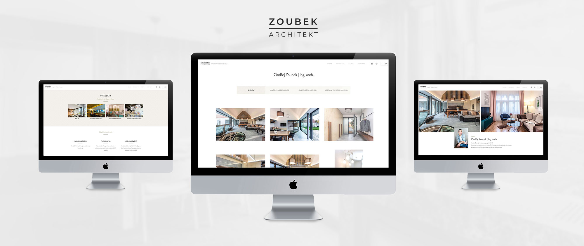 Architect's website